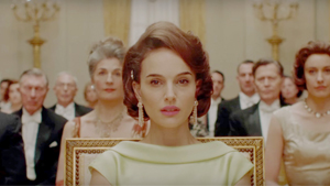 Here's A First Look At Natalie Portman As Jacqueline Kennedy
