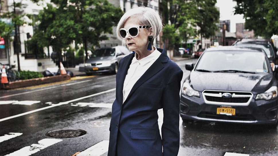 This 63-year-old Fashion Blogger Has Better Ootds Than Yours