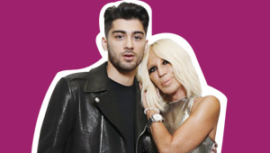 Zayn Malik Is Dipping His Toes Into Fashion Design