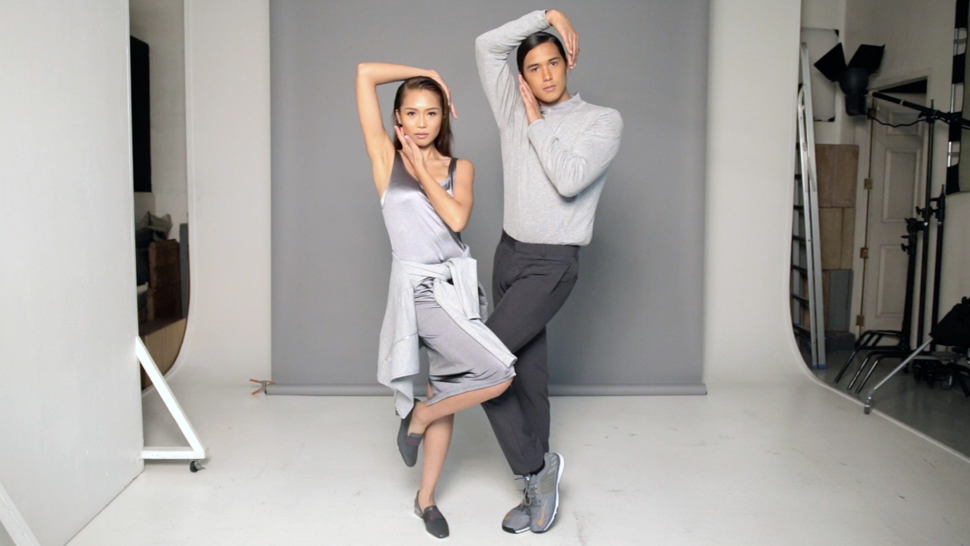 ToMiho Takes on the Preview Pose-Off Challenge