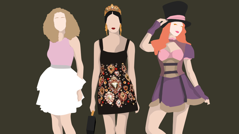 Dominique Cojuangco's Halloween Outfit Ideas