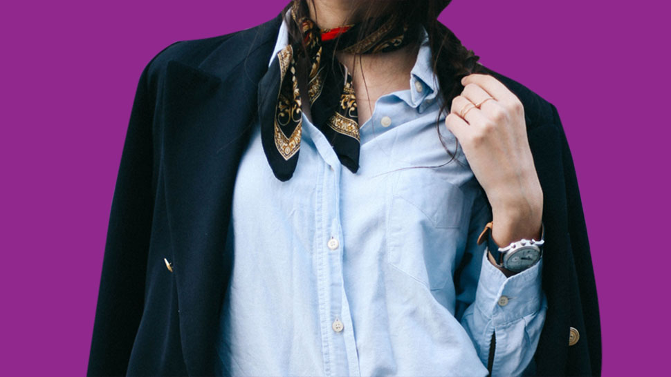 How To Upgrade Your Outfits With A Neck Scarf