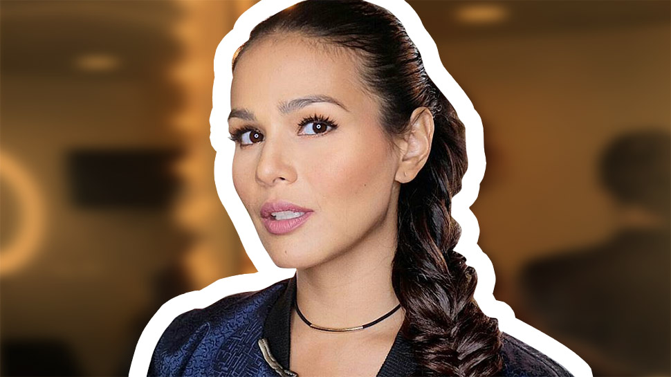 LOTD: Why We Love Iza Calzado's Loose Fishtail Braid