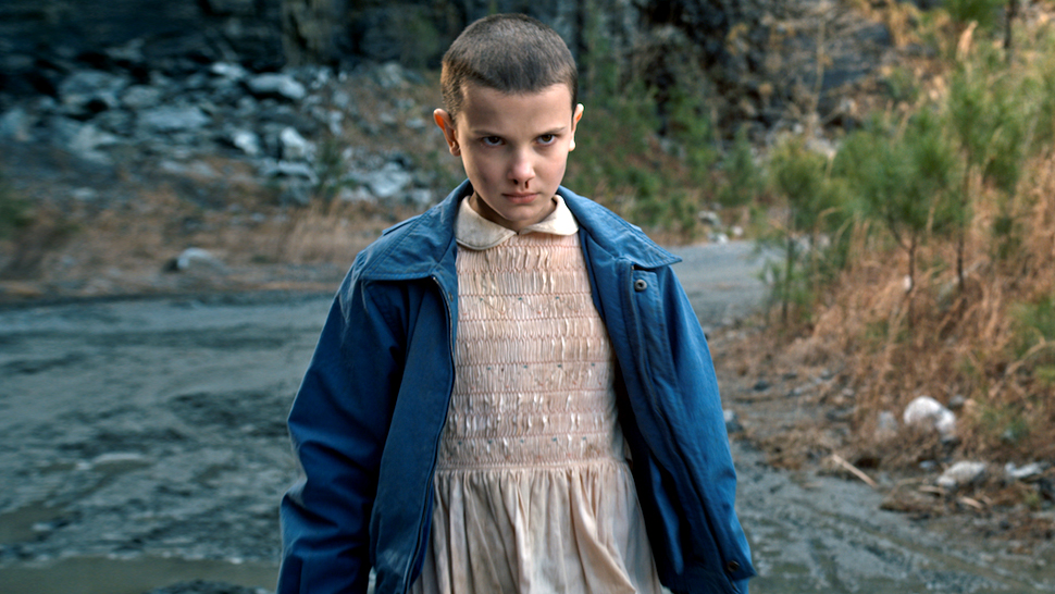 Eleven of Stranger Things Is a Far Cry From What She Actually Looks Like IRL