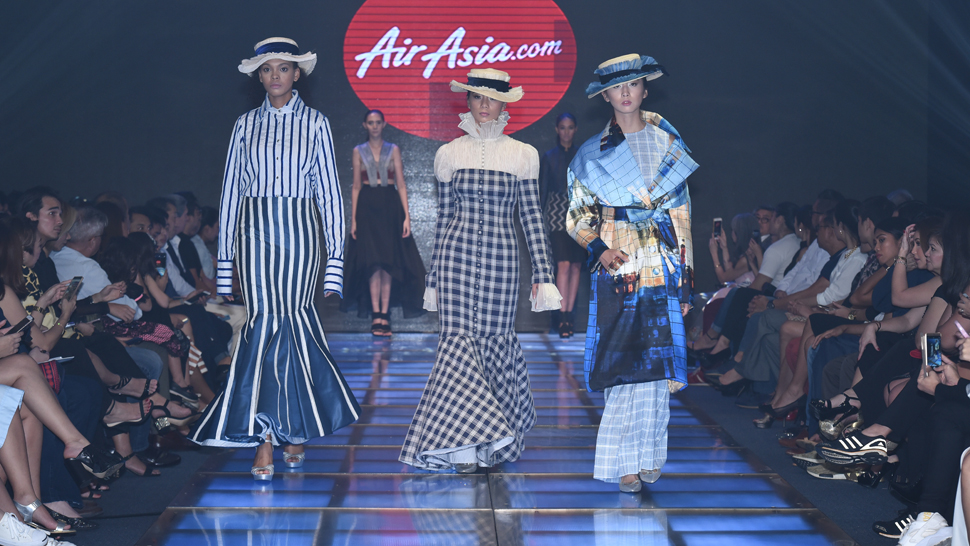 Airasia Runway Ready Designers Take Over Manila Fashion Festival
