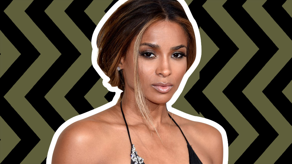 Ciara Is The Newest Face Of Revlon