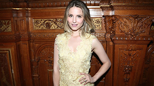 You Have To See The Dresses Dianna Agron Wore To Her Wedding