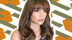 Lotd: How To Cop Rhian Ramos' New Cool Girl Hair