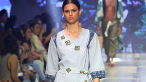 Androgyne Brings Summer's Ease To Manila Fashion Fest