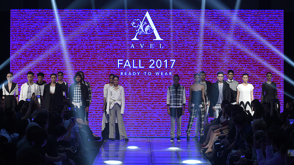 AVEL Brings Houndstooth Back for 2017