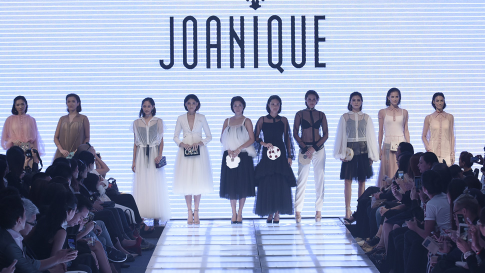 Joanique Spring/Summer 2017