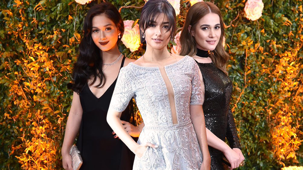 12 Best Dressed At The Star Magic Ball 2016