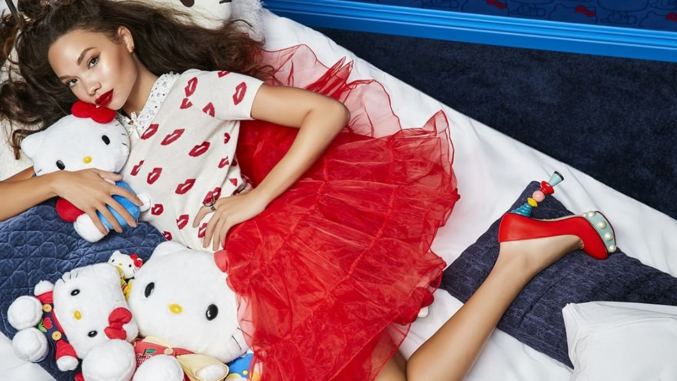 This Cosmetics Brand is About to Drop the Cutest Collab with Hello Kitty