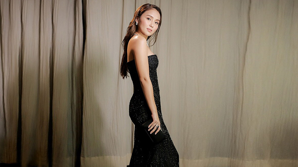 Dressing Up With Kathryn Bernardo At The Star Magic Ball 2016
