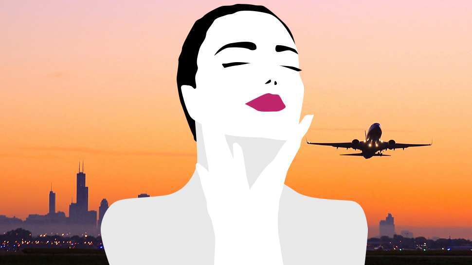 Your 5-step Inflight Skin Care Routine