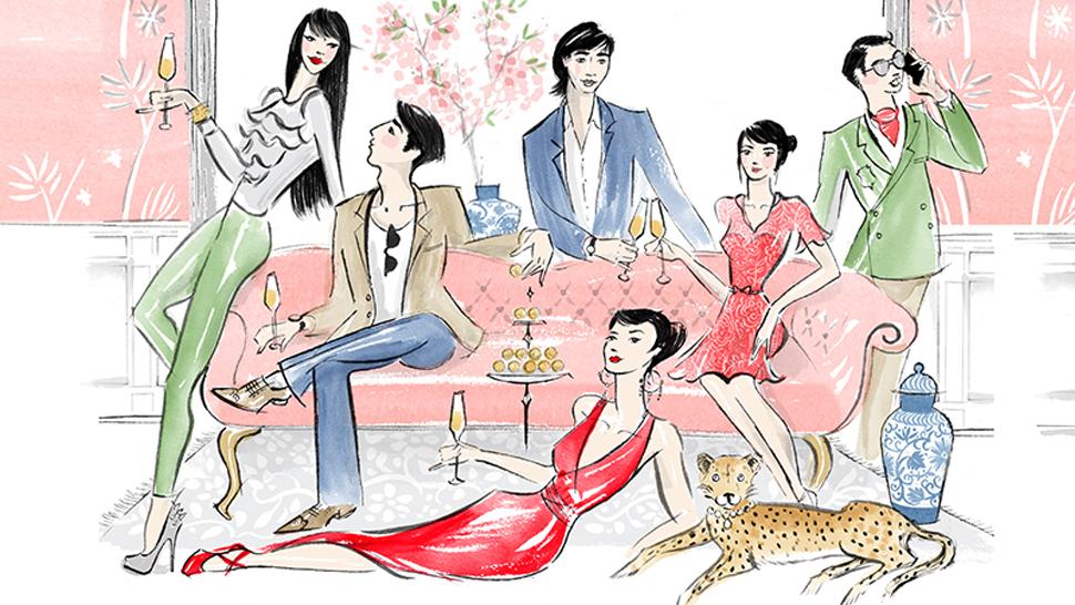 Our 'crazy Rich Asians' Dream Cast