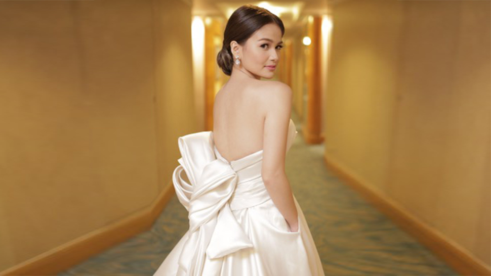 Dressing Up With Elisse Joson At The Star Magic Ball 2016