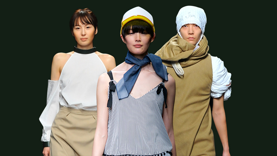 These Local Brands Were Present At The Amazon Fashion Week In Tokyo