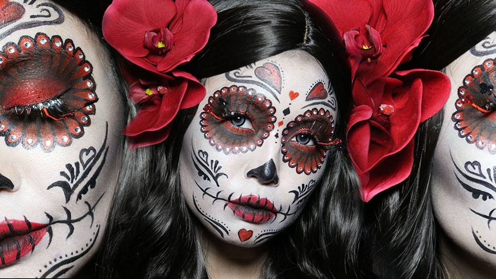This Local Makeup Artist Creates the Scariest Halloween Looks