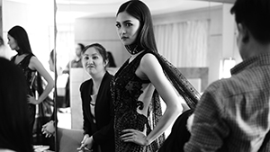 Dressing Up With Kim Chiu At The Star Magic Ball 2016