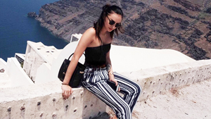Lotd: Kylie Verzosa Upgrades Her Travel Ootd With This Layering Trick