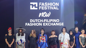 A Dutch-filipino Fashion Show Caps Off Manila Fashion Fest Now