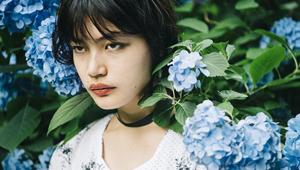 Filipino-japanese Model Rina Fukushi Conquers Paris Fashion Week