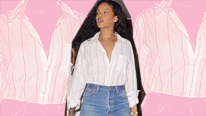 Check Out Rihanna's Genius Layering Trick