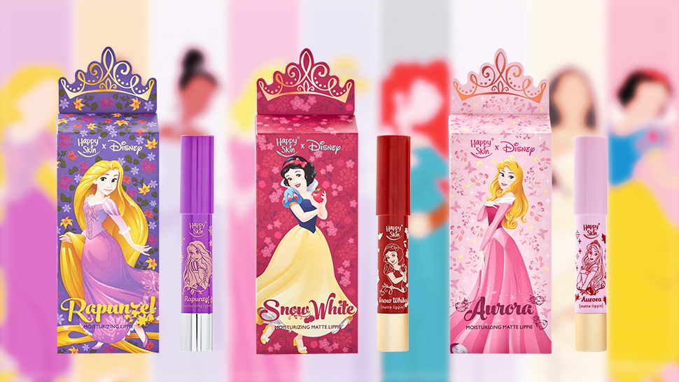 This Happy Skin Collab With Disney Will Make Your Princess Dreams Come True