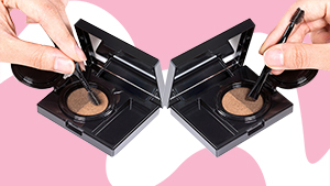 There's A Cushion Compact For Your Eyebrows!