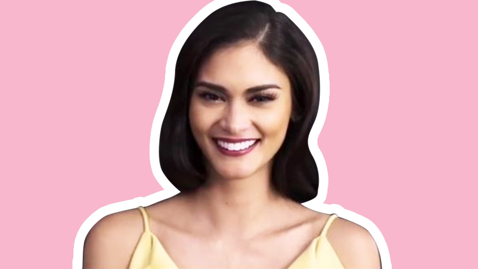 Pia Wurtzbach Shows Us How To Fake A Short Bob