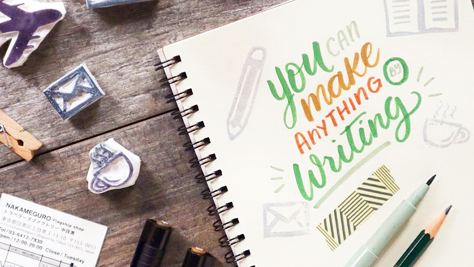 Read This If You've Always Wanted to Try Calligraphy