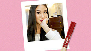 How The Celebs Are Wearing Their Happy Skin X Disney Lippies