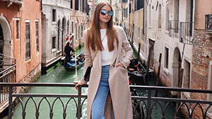 5 Of Our Favorite Travel Ootds By Kelsey Merritt