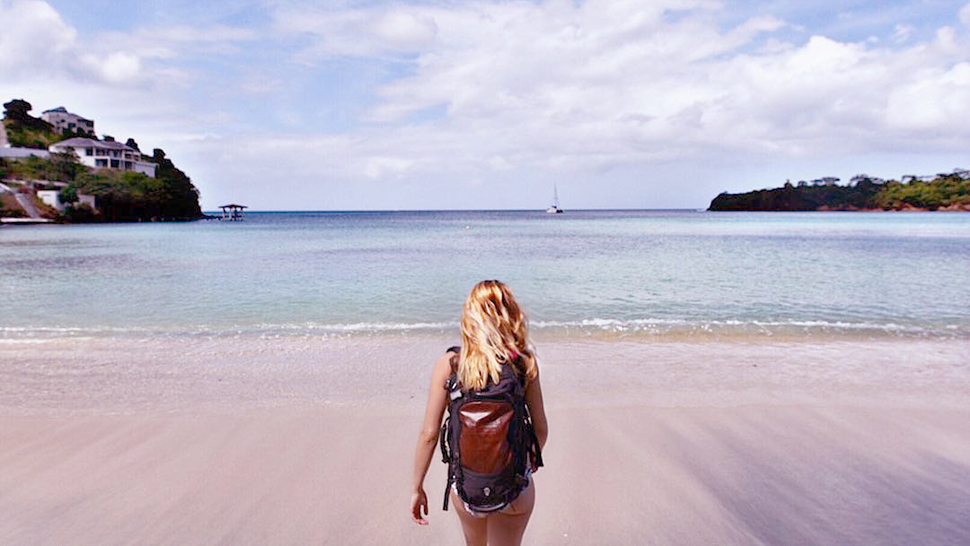 Meet The First Ever Female To Travel Around The World, And She's Only 27 Years Old