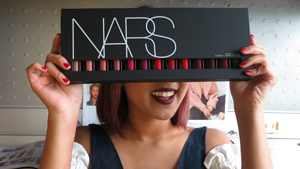 Unboxing Day With Belle: Nars Velvet Lip Glides