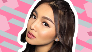 We Finally Discovered Nadine Lustre's Eyebrow Routine