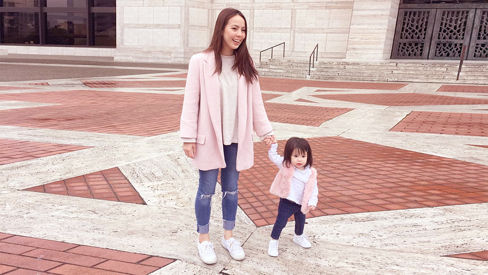 These Celebrity Mom-daughter Ootds Raise The Bar For #twinning Goals