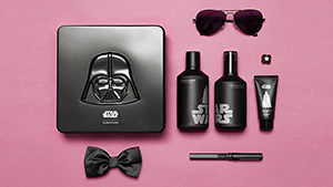 These Star Wars-themed Grooming Products Will Convince Your Guy To Take Care Of His Skin