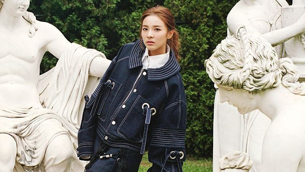 5 Times Sandara Park Mastered The Oversized Look