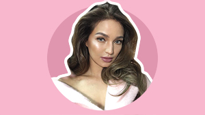 Lotd: Sarah Lahbati Totally Nailed Gigi Hadid's Signature Look