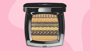 Chanel's Iconic Tweed Suit Is Now An Eyeshadow Palette