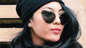 Lotd: Here's How Dominique Cojuangco Manages To Look Cool While Staying Warm