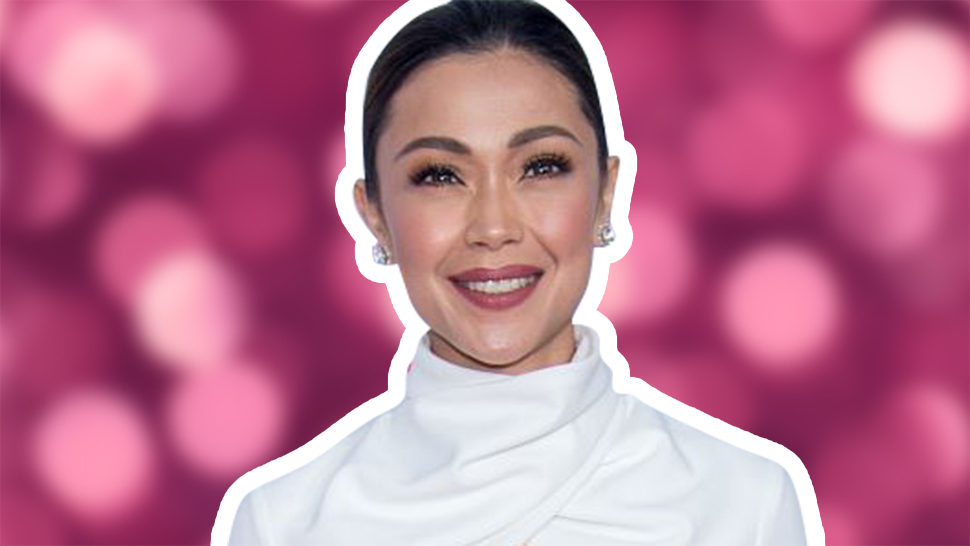 Jodi Sta. Maria Attends The International Emmy Awards Dressed As Amor Powers