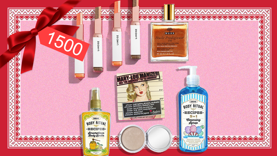 15 Holiday Gift Ideas Under P1500 That Are Perfect for Your Beauty Junkie Friends