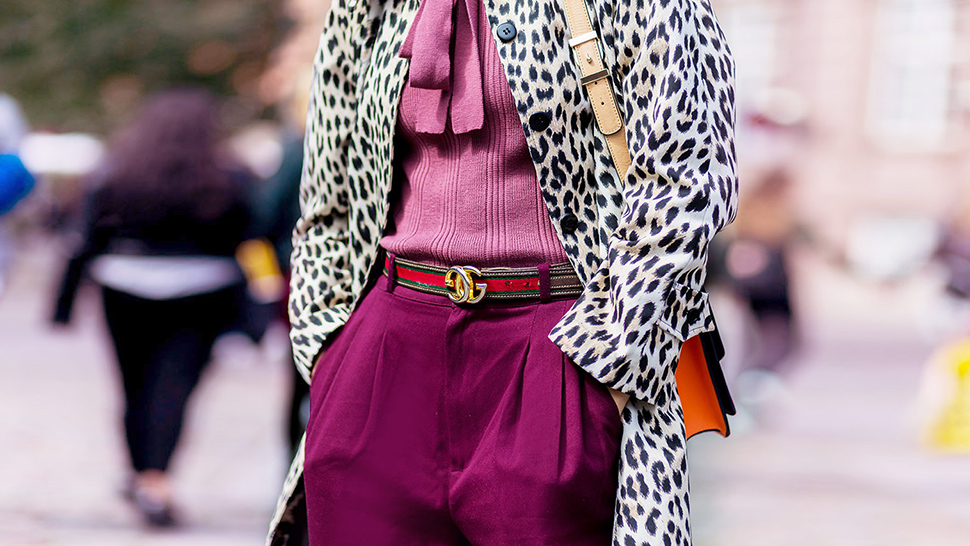 How To Wear Leopard Print Without Looking Tacky