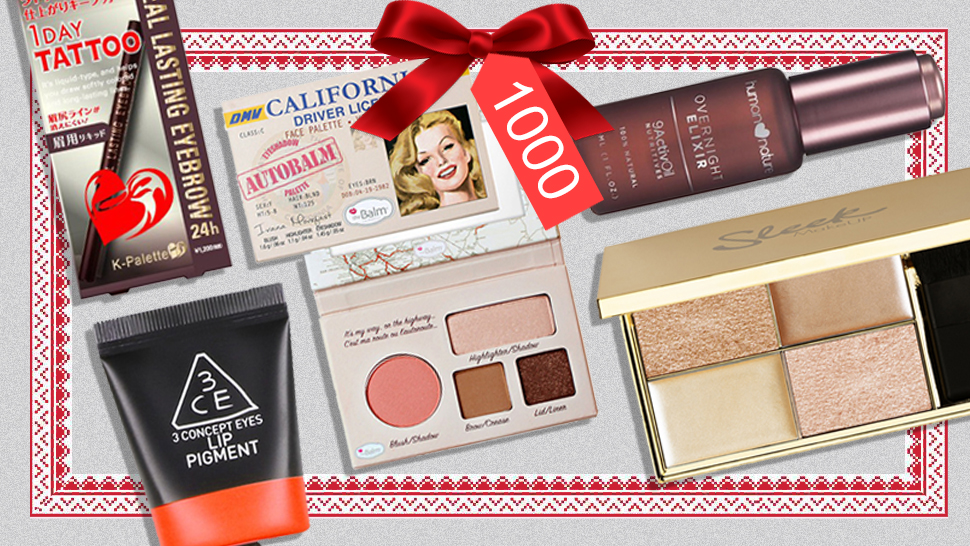 15 Holiday Gift Ideas Under P1000 For The Non-beauty Savvy
