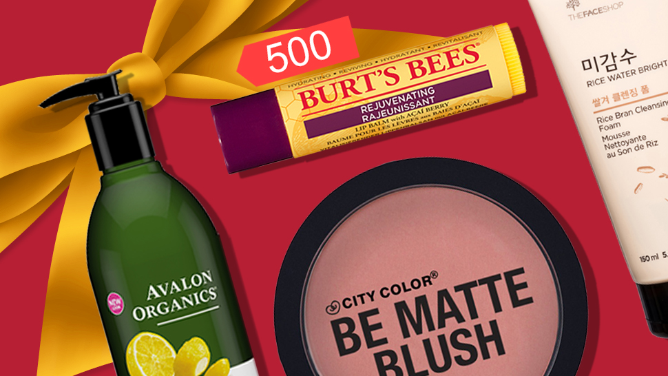 15 Holiday Gift Ideas Under P500 For The Food And Beauty-obsessed