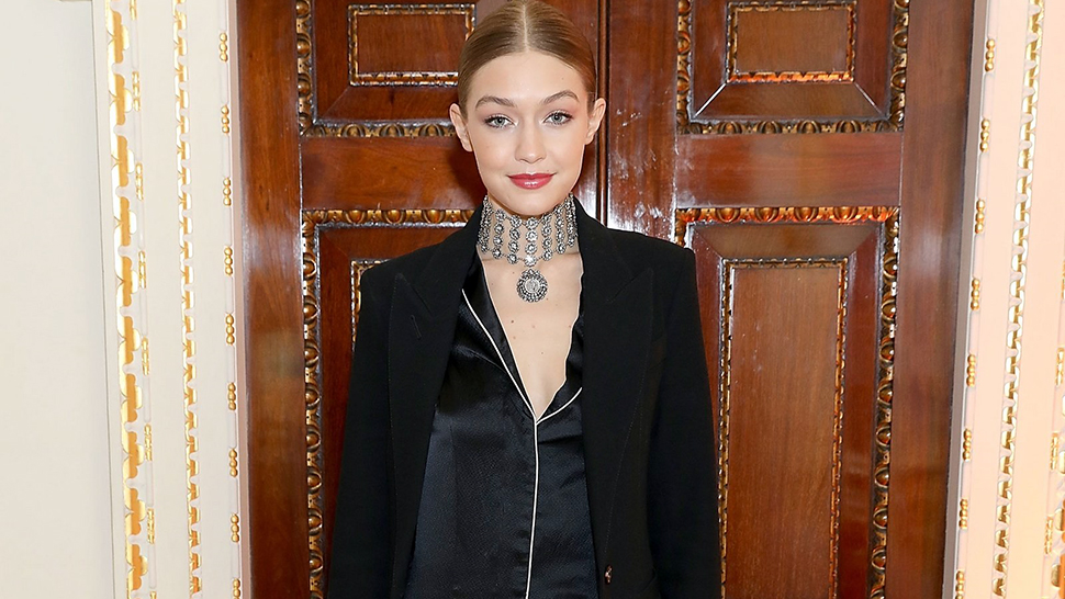 Lotd: Gigi Hadid Wants To Throw A Slumber Party