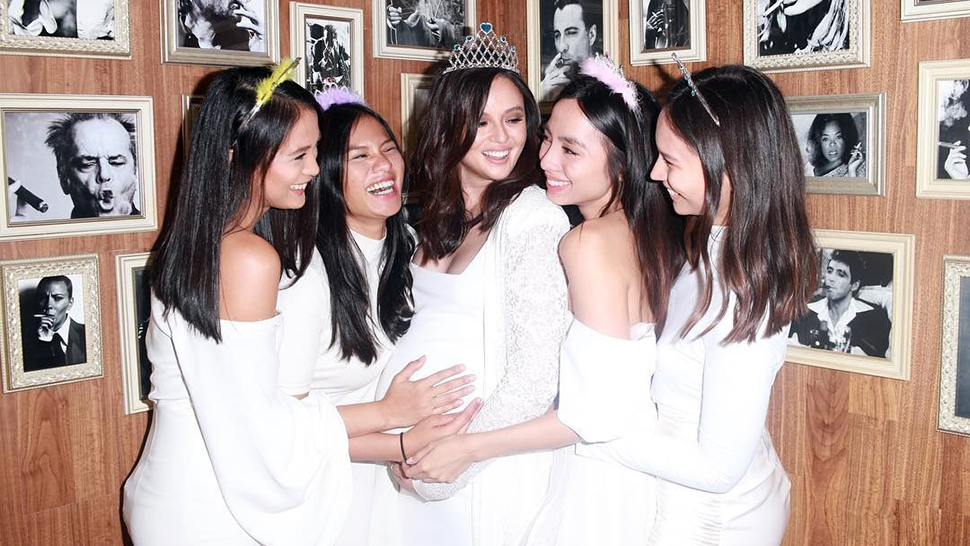 Georgina Wilson Finally Reveals Her Baby's Gender